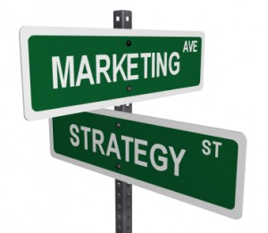 Marketing sign