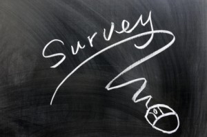 Survey and mouse sign